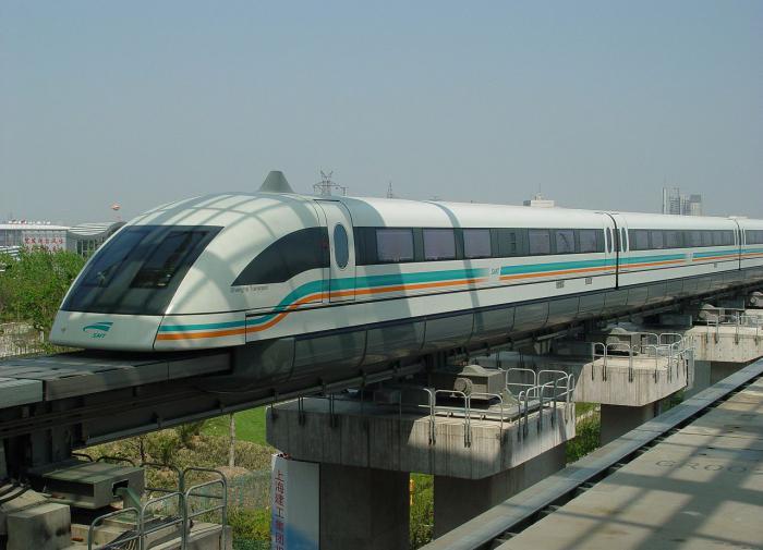 Os Comboios de Alta Velocidade da China