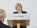 A política estrangeira de Theresa May