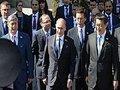 Xi e Putin: Ganha-ganha ganha; soma-zero perde
