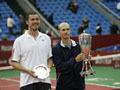 Duas finais russas na Taça do Kremlin do tennis