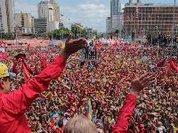 Pela paz, acto político-cultural solidário com a Revolução Bolivariana