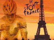 Segunda etapa do Tour da França, logo chega a montanha