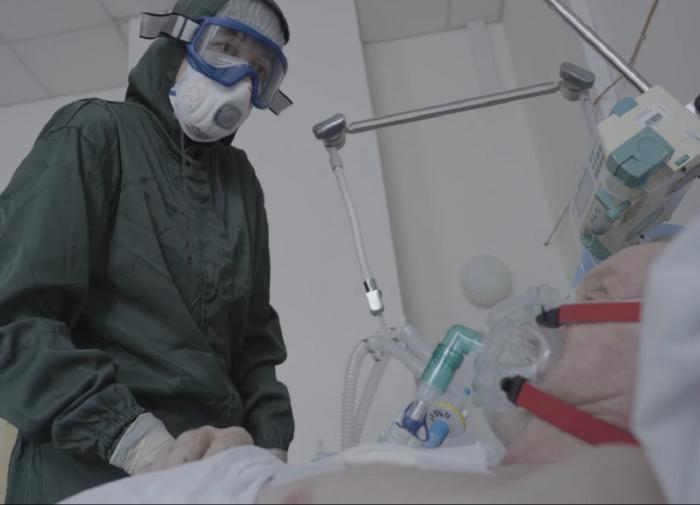 Uma superinfecção Covid-19 foi encontrada na Rússia