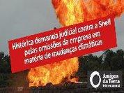 Shell enfrenta ação legal histórica na Holanda por não atuar sobre as mudanças climáticas