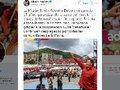 Maduro comemora criação de missão Bairro Adentro Esportivo