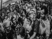 Solidariedade com o povo brasileiro em Portugal
