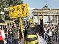 Movimento Liberte o Futuro realiza manifestação pela Democracia a partir das 18h