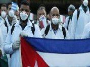Apoio online a pedido do Nobel da Paz para médicos de Cuba