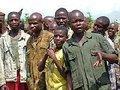 Crianças-Soldados Recrutadas: A Privatização da Guerra