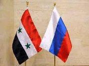 Delegação russa de alto nível inicia visita oficial à Síria