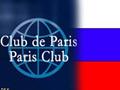Rússia reduz dívida ao Clube de Paris