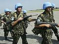 França indigitada para comandar o contingente de paz  no Líbano
