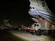Chega ajuda da Rússia a Sérvia para combate à Covid-19