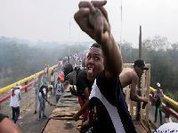 Mãos invasoras fora da Venezuela