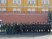 Putin celebra o Dia do Defensor da Rússia com militares