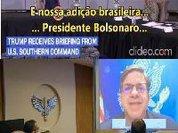 Brasil ajoelhado aos pés dos EUA