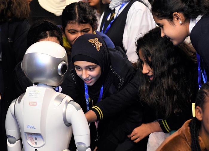 Jogos Olímpicos-2080: A questão da robótica...e não só