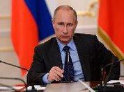Putin às elites ocidentais: acabou a brincadeira