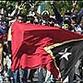 Em Timor- Leste manifestam e roubam