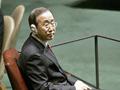 Ban Ki Moon passou vergonha por não dominar francês