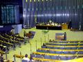 Após um dia de aumento no salário os parlamentares não apareceram no Congresso