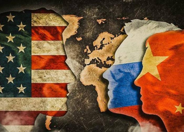 Vamos Deslocar as Balizas. O Confronto EUA-China