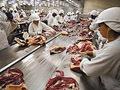 Rússia suspende todo embargo ao carne industrializado