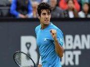 Chileno Garín busca vaga para a final de torneio de tênis na Alemanha