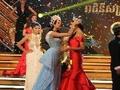 Brasileira vence concurso de beleza na Ásia que tem empoderamento feminino como lema