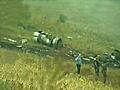 Tupolev-154 caiu atingido por um relâmpago