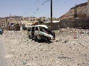 Iémen: jornalistas reúnem provas de «crime de guerra» perpetrado pelos sauditas
