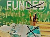 Projeto de Bolsonaro tira verbas da Educação