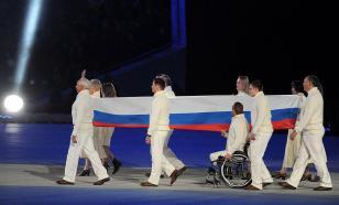 Russo em Tóquio estabeleceu um recorde paraolímpico no salto em distância