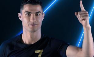 Mais um recorde para Ronaldo