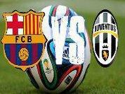 Barcelona x Juventus na fase de grupos da Liga dos Campeões