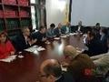 Colômbia: Conclusões da reunião com o senhor Presidente da República