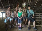 Curadoria da beleza e da vida na Amazônia