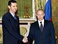 Assad em Moscovo: Expandir cooperação