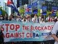 Ações em 60 países contra o bloqueio norte-americano a Cuba