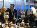 Feira dos Milionários aberta em Moscovo