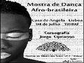 Casa de Angola: Demonstração de dança afro-brasileira