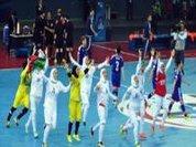 Irã vence o Campeonato Asiático de futebol feminino de 2015