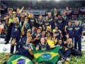 Em Roma, Brasil passeia sobre Cuba, conquista tricampeonato mundial de vôlei e faz história