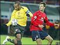 Arsenal vs CSKA, empate fantástico