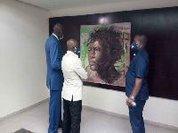 Exposição de arte cubana na capital de Angola (+Fotos)
