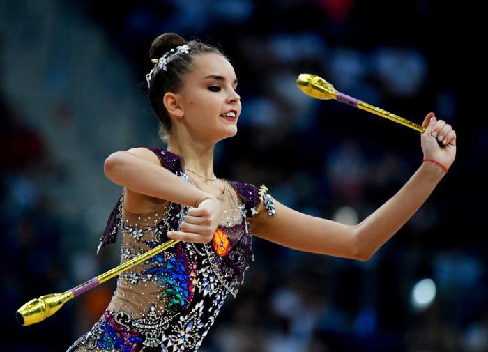 Campeã olímpica não acredita em conspiração contra a Rússia no caso de Dina Averina