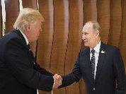 Putin e Trump pilotam um encontro de ganha-ganha