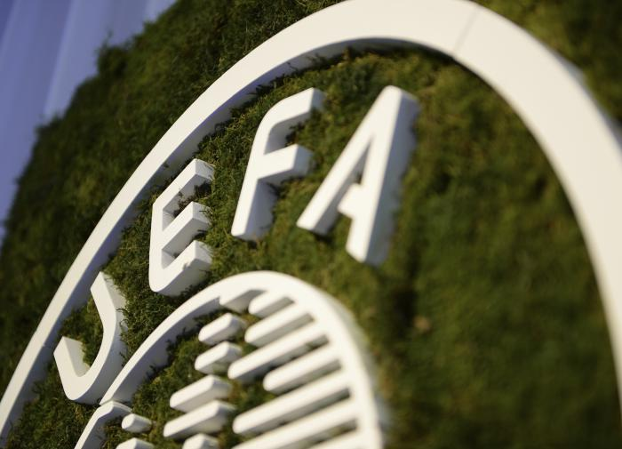 """A UEFA """"devolveu"""" a Crimeia à Ucrânia na apresentação do logótipo Euro 2024"""