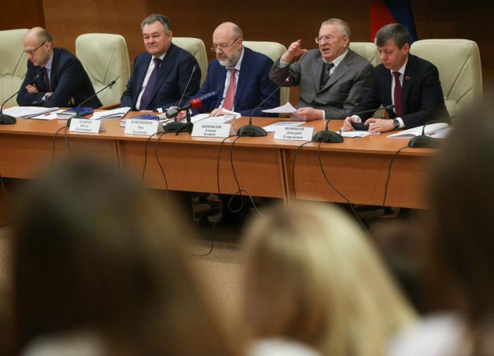 O projeto de orçamento de três anos vai causar uma tempestade na Duma do Estado