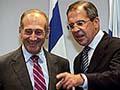 Serguei Lavrov encontra uma solução global para os problemas do Oriente Médio